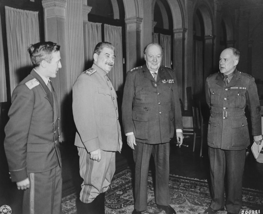 Что решалось на Ялтинской конференции?