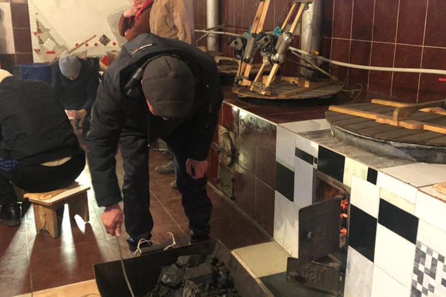 Как варят бозо – «кыргызское пиво»