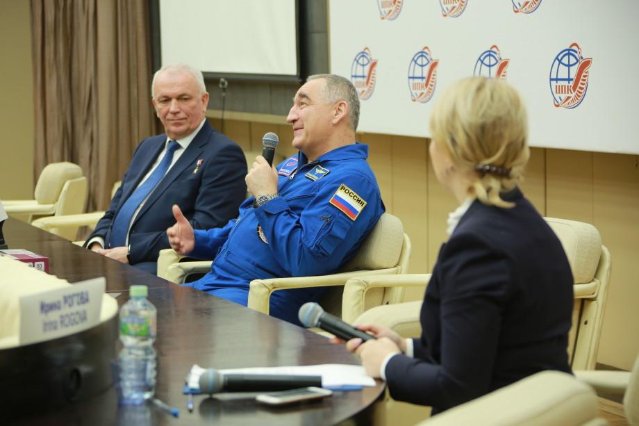 Космонавт Скворцов: Мягкая посадка стала сюрпризом