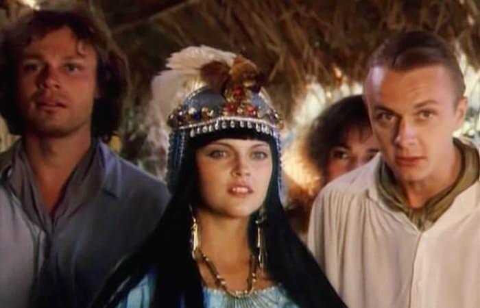 Приключения съемочной группы фильма «Сердца трех»: что осталось за кадром?