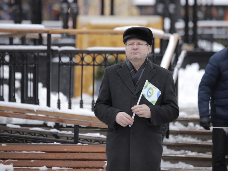 Конкурсы, фотозона, подарки: телеканал «МИР» устроил праздник в парках Москвы в честь 23 февраля