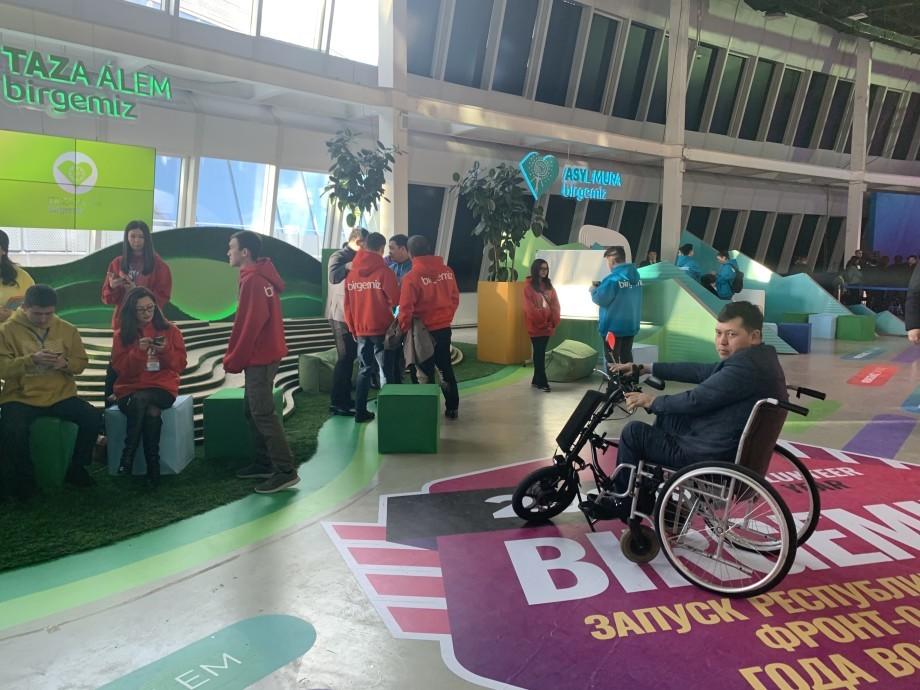 Токаев: Волонтерство – это ежедневный труд и состояние души