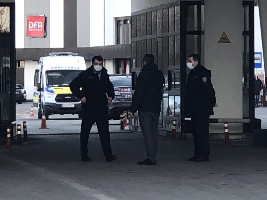 Грузия усилила пограничный контроль из-за коронавируса