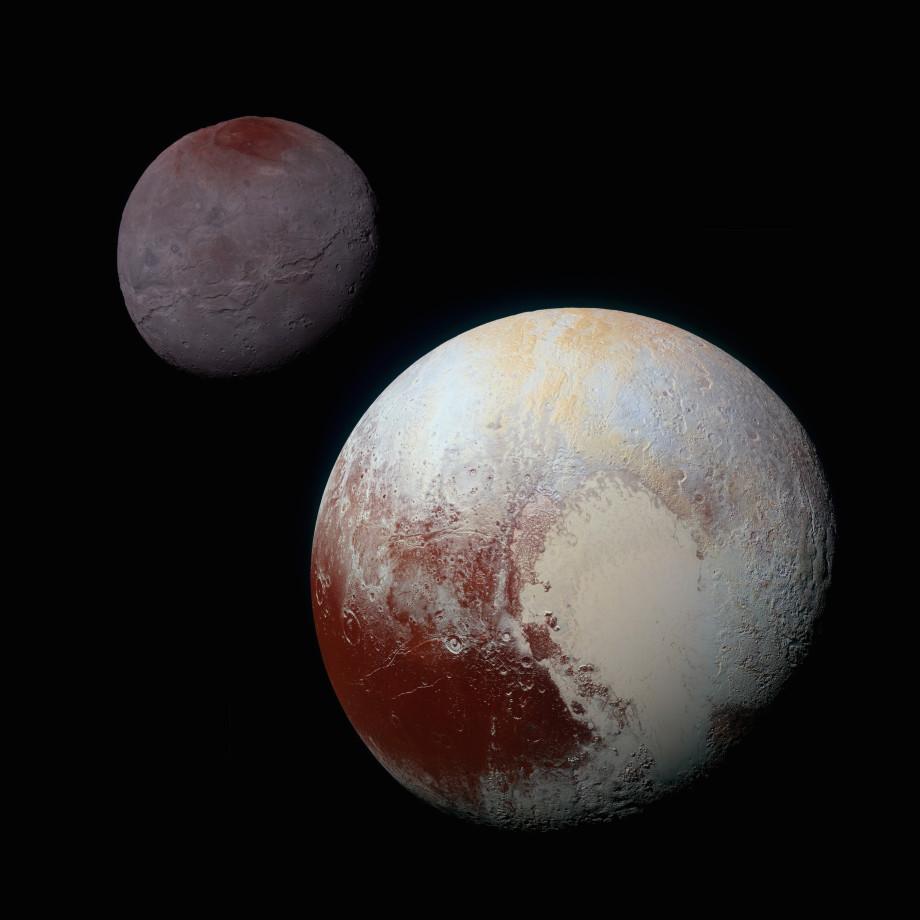 Юбилей Плутона: десять самых необычных фактов о далекой планете