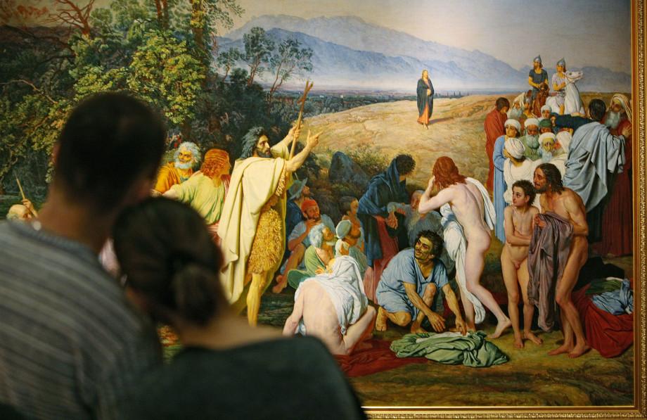 Крещение и Богоявление: какую ошибку делают любители купания в проруби?