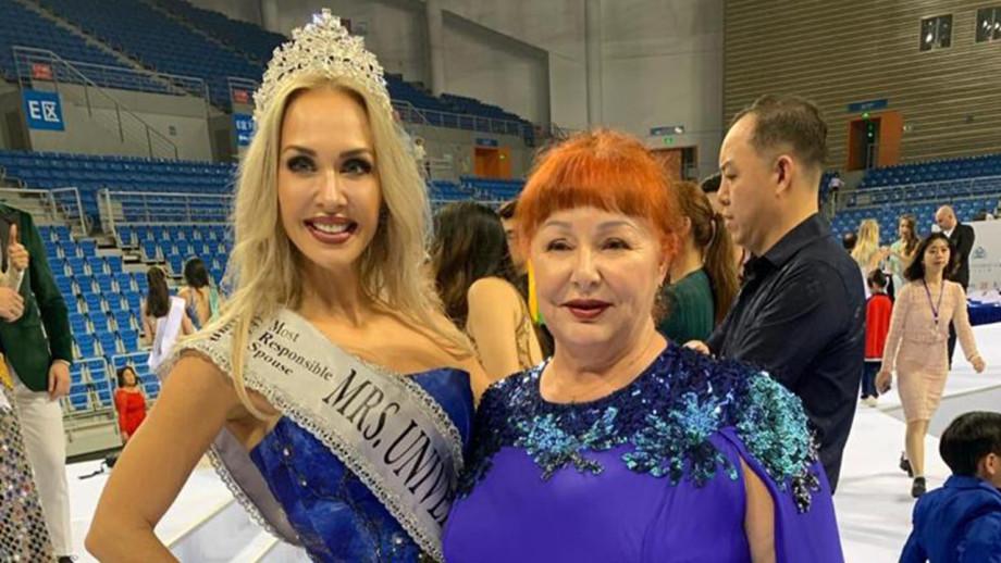 Наследница Гоголя из Петербурга стала «Вице-миссис Вселенная»