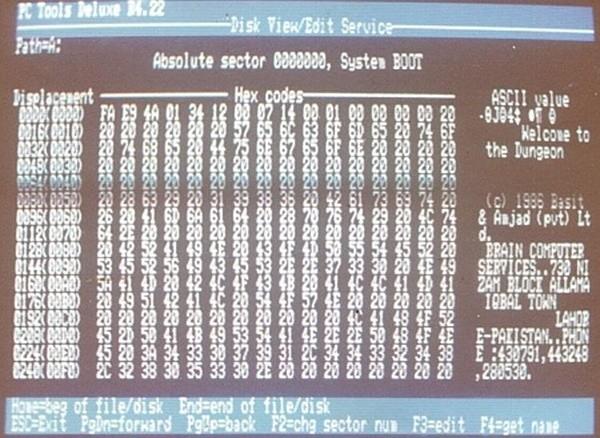 Пять главных компьютерных вирусов в истории