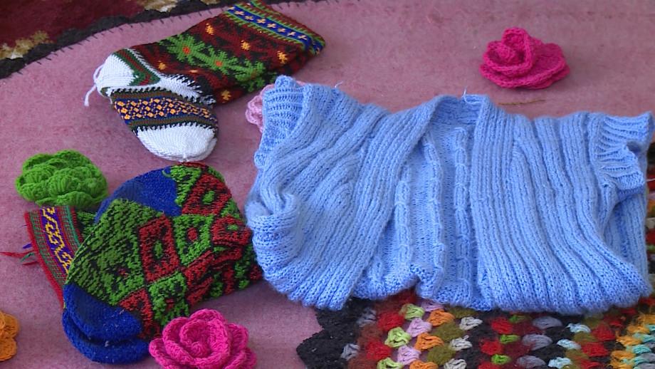Памирские джурабы как отдельный вид искусства
