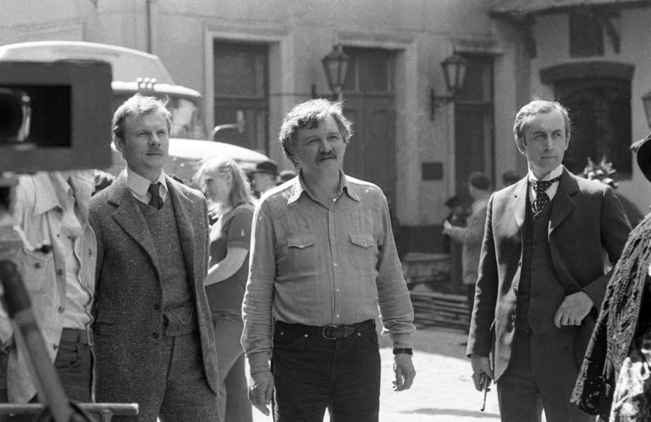 Лучший Шерлок Холмс и Карлсон: актеру Василию Ливанову исполняется 85 лет
