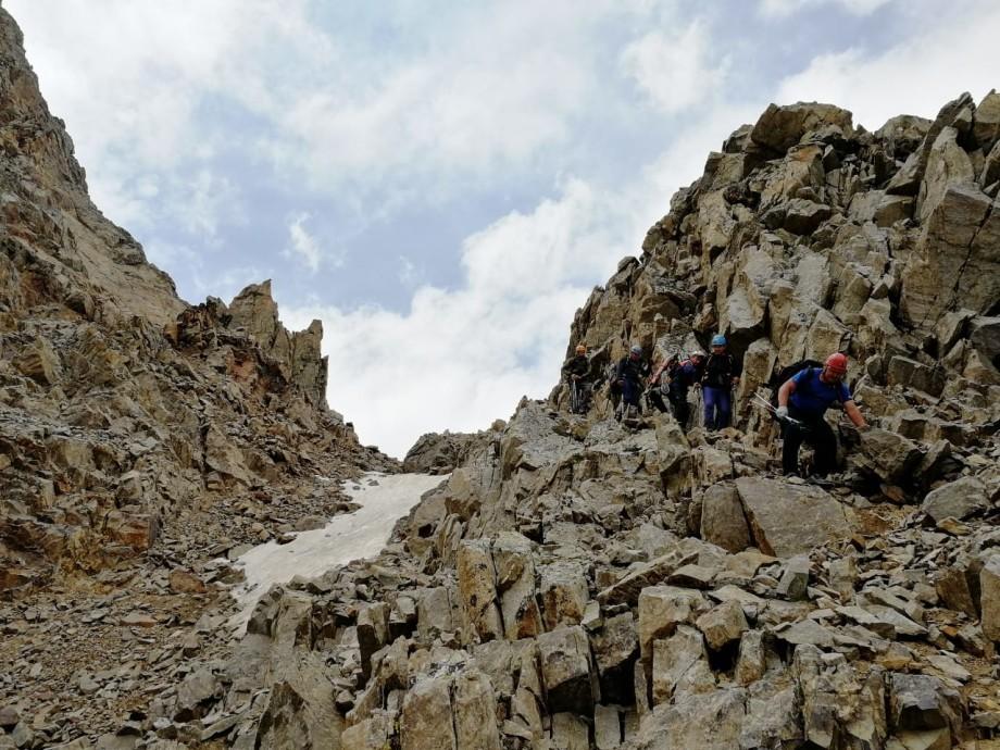 Спасатели нашли тело пропавшего в горах Северной Осетии астрофотографа