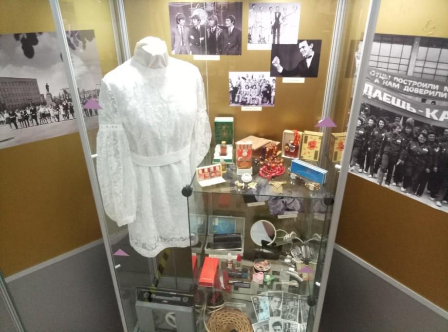 В музее на Ставрополье открылась выставка о советском быте