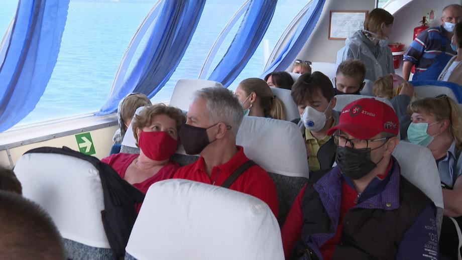 «Мы соскучились по посетителям»: Валаам возобновил прием туристов и паломников