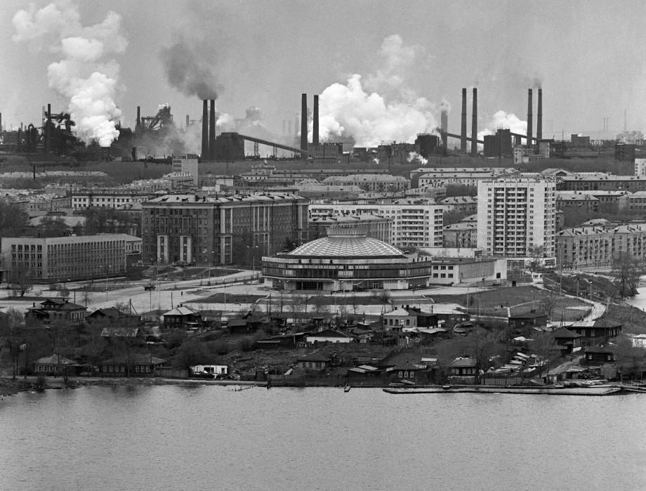 Города трудовой доблести: Нижний Тагил – родина легендарных «тридцатьчетверок»