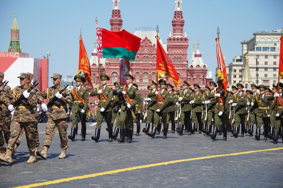 Общий подвиг: в Москве прошел грандиозный парад в честь 75-летия Победы