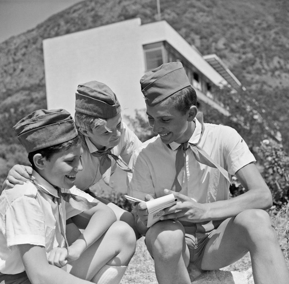 95 лет «Артеку»: каким был главный лагерь Советского Союза
