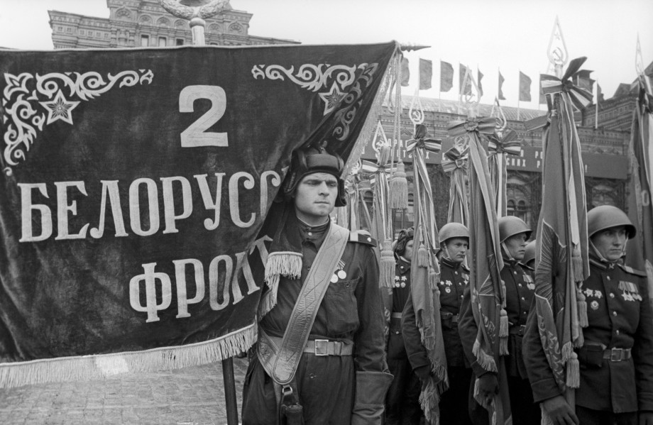 Парад Победы 1945 года: легенда, окруженная мифами
