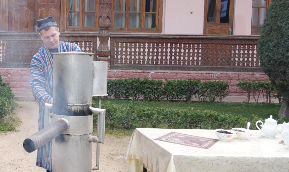 Чайхона «Рохат» – визитная карточка Душанбе