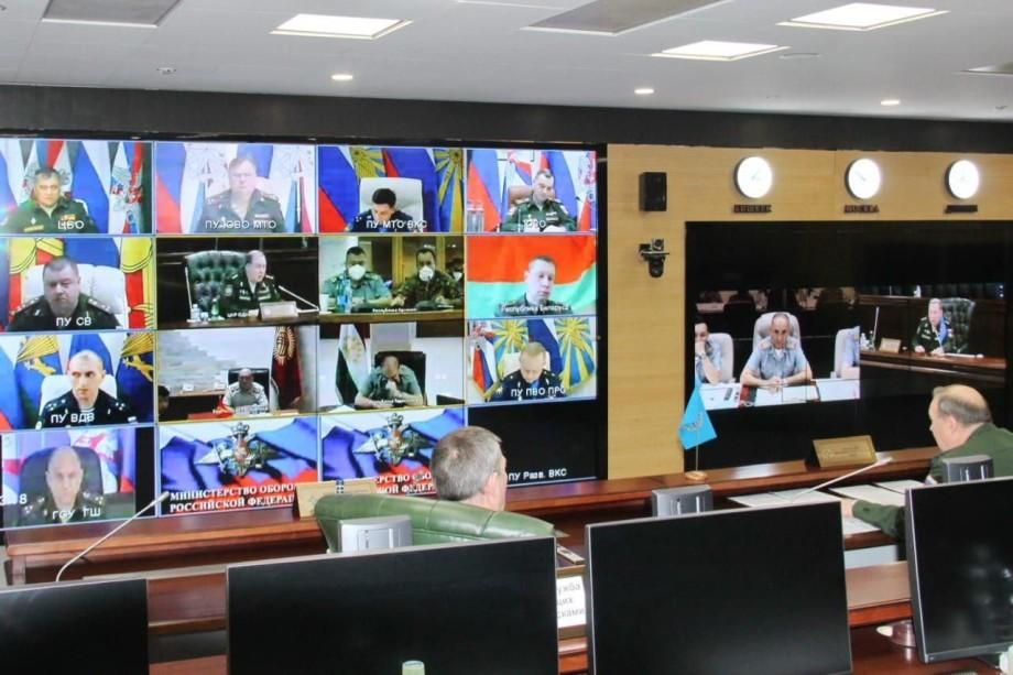 Состоялись первые штабные переговоры по подготовке совместных учений с Войсками (Коллективными силами) ОДКБ