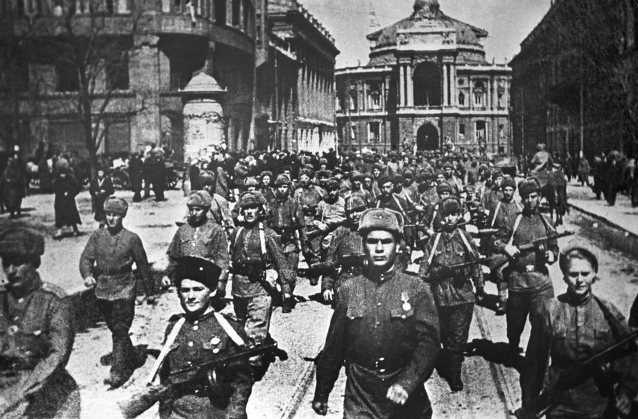 Третий сталинский удар: как начиналась Одесская наступательная операция
