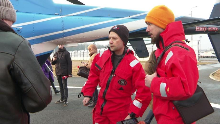 В Санкт-Петербурге появилась авиаслужба спасения тюленей
