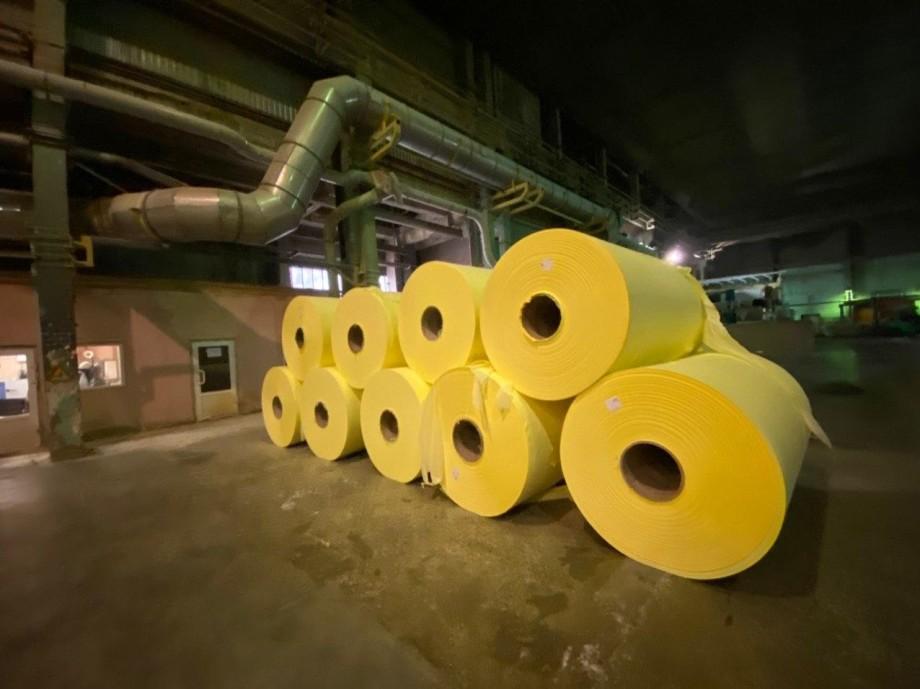 «Сделано в Евразии»: особенности производства туалетной бумаги в России