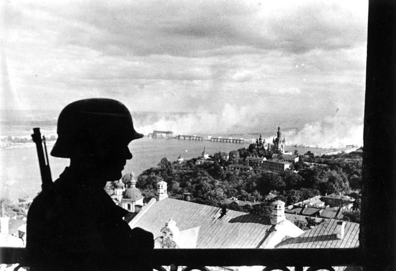 Города-герои: 778 дней жестокой оккупации и победное освобождение Киева