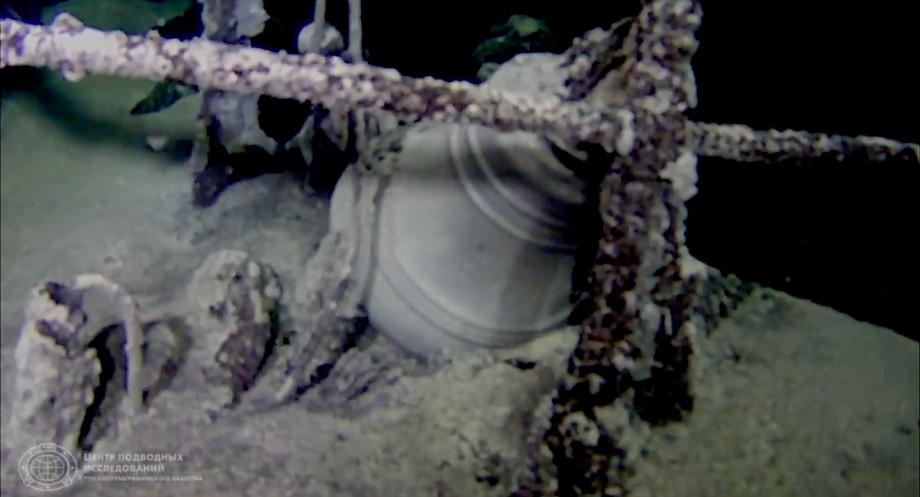 Подводное эхо войны