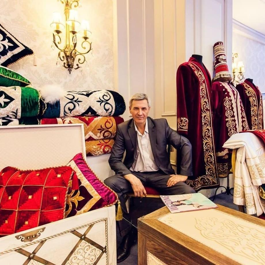 Сундук: хранитель семейной истории казахов