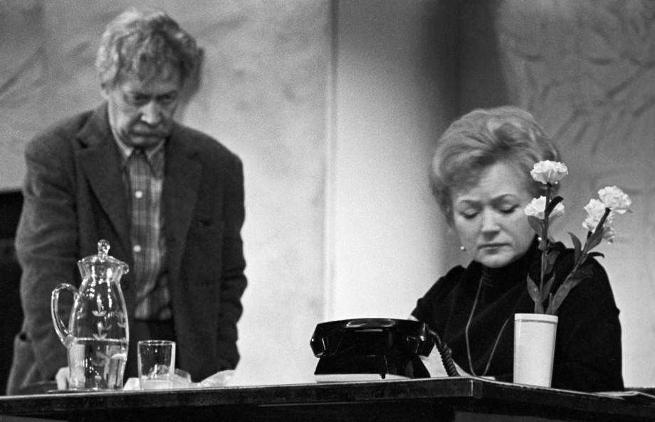 Укротительница тигров и завоевательница людских сердец: 95 лет назад родилась актриса Людмила Касаткина