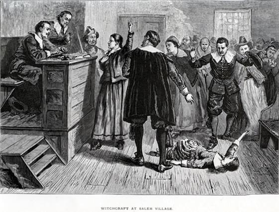 Суд над мертвецом и салемские ведьмы: пять громких судебных процессов, вошедших в историю