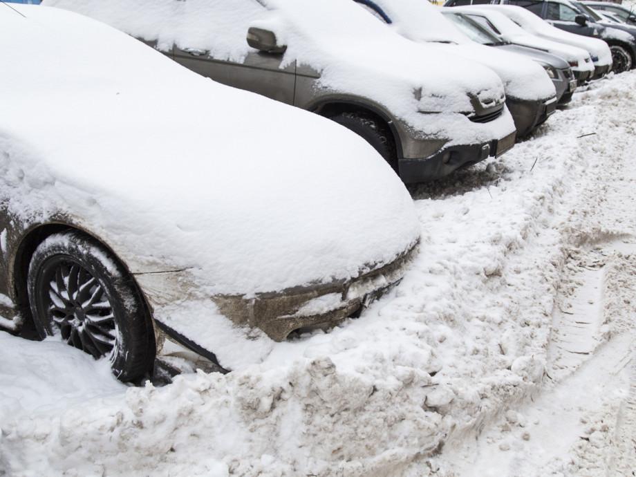 Как защитить автомобиль от реагентов и другие хитрости подготовки к зиме