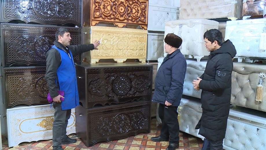 Сундук – хранитель счастья: традиционный предмет интерьера в Таджикистане обретает новый облик