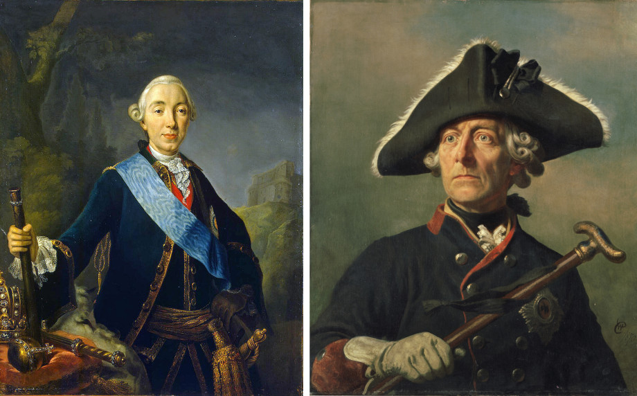 Это судьба: как Кенигсберг просился в Россию, был возвращен Пруссии и снова стал русским