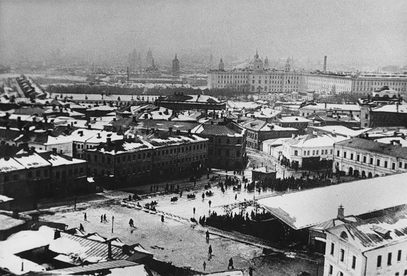 «Десятилетние пьяные проститутки были не редкость»: места Москвы cо страшной историей