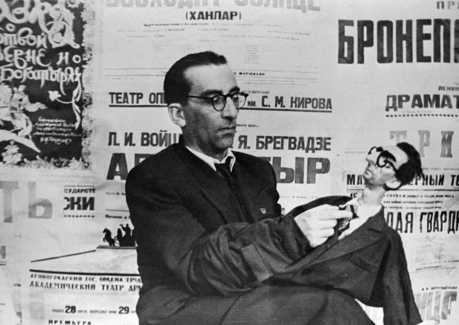 Басилашвили о Товстоногове: «Он притянул к себе зрителя». ЭКСКЛЮЗИВ