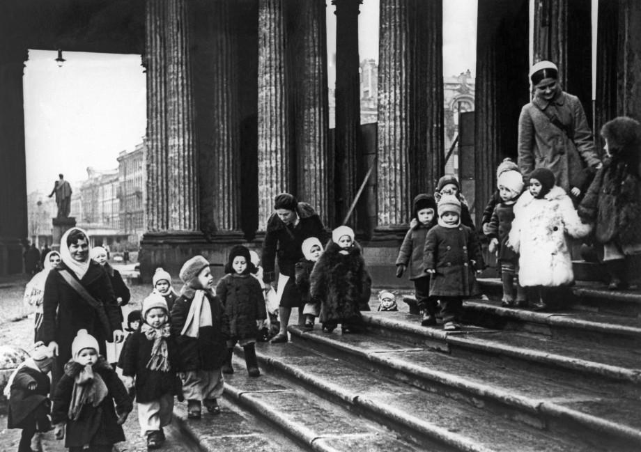 «Выживу ли я в этом аду?»: как начиналась блокада Ленинграда