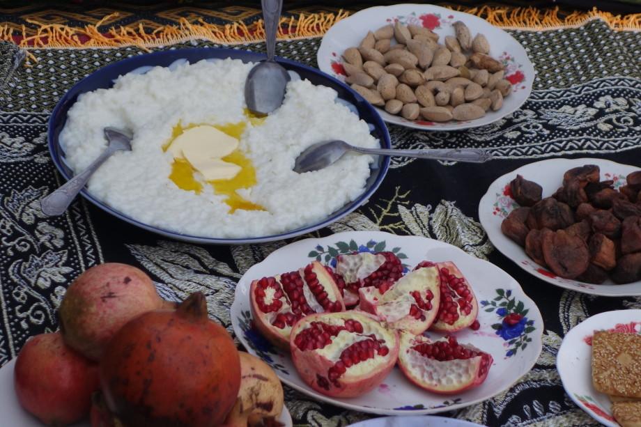 «Новая земля»: на юге Таджикистана открыли этнодеревню