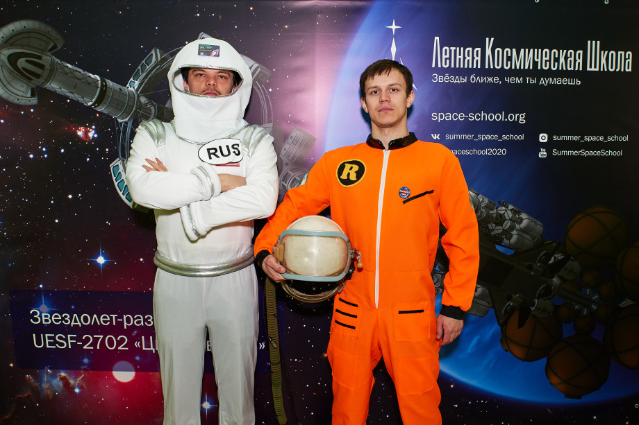 Итоги международного фестиваля «Пора в космос» на ВДНХ