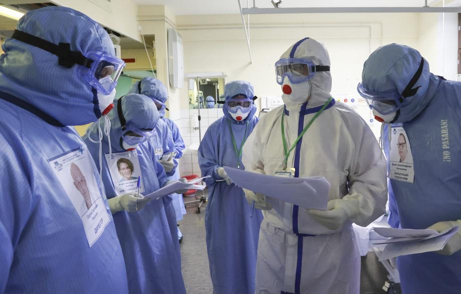 Готова ли отечественная медицина к новому витку COVID-19?