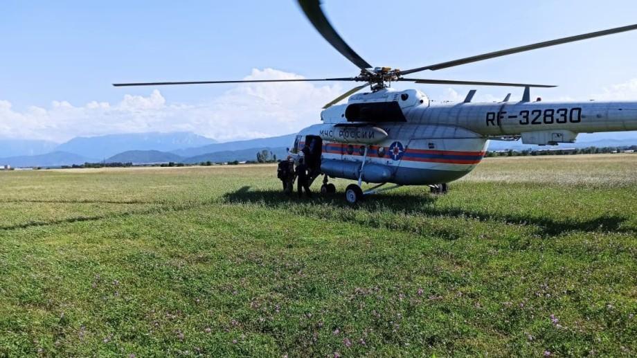 В Северной Осетии альпинистка из Томска получила травму головы после камнепада