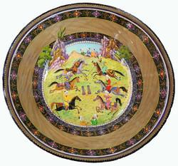 Поэма на тарелке, или Миниатюра с большой философией