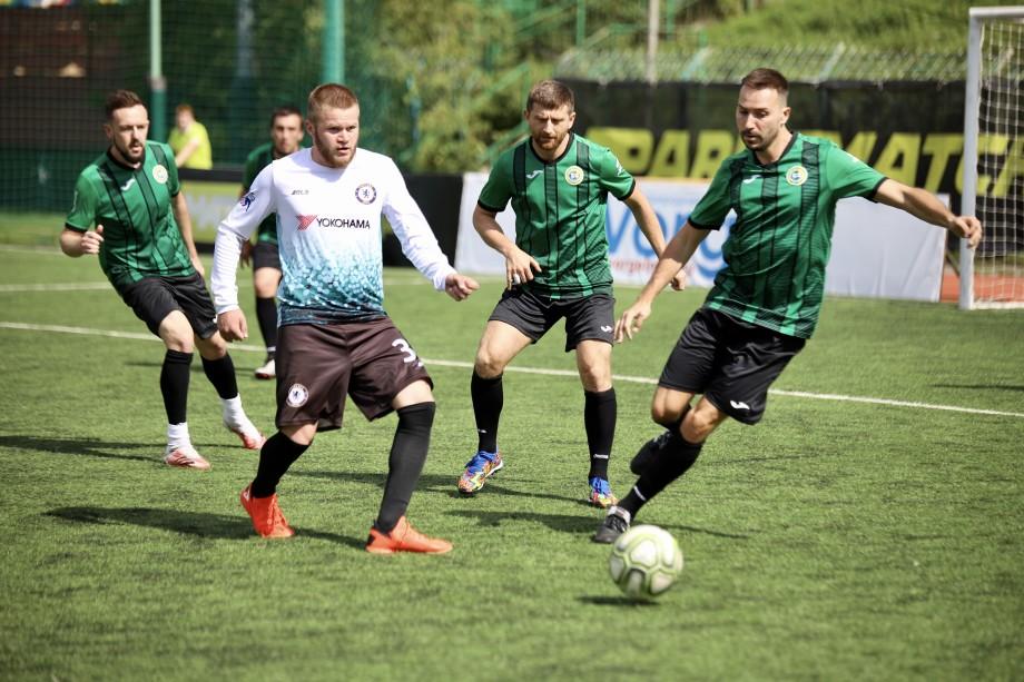Соперники достойные, но мы выиграли: команда «МИРа» о турнире по любительскому футболу