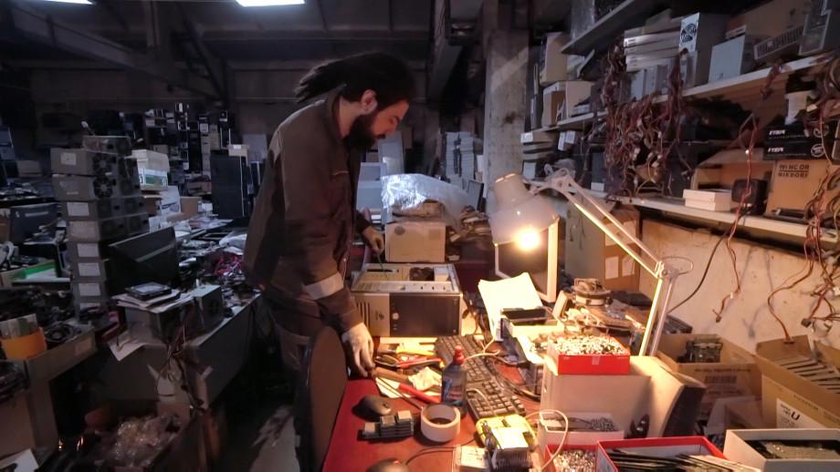 Батарейки: рукотворное месторождение