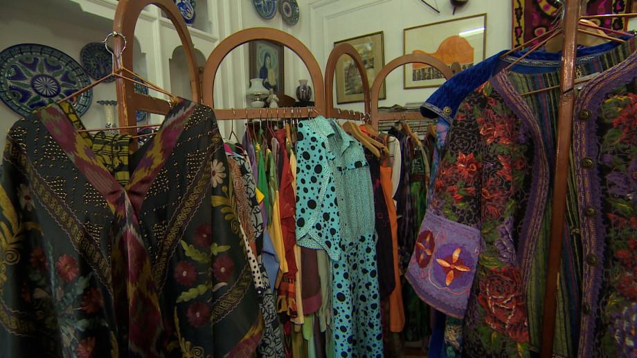 Из бабушкиного сундука: как дизайнер из Самарканда завоевала популярность у жен арабских шейхов?