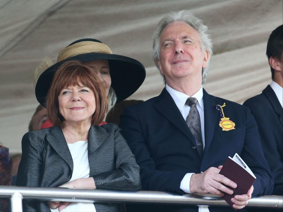 Прославился ролью распутника и провел 50 лет с одной женщиной: Алану Рикману исполнилось бы 75