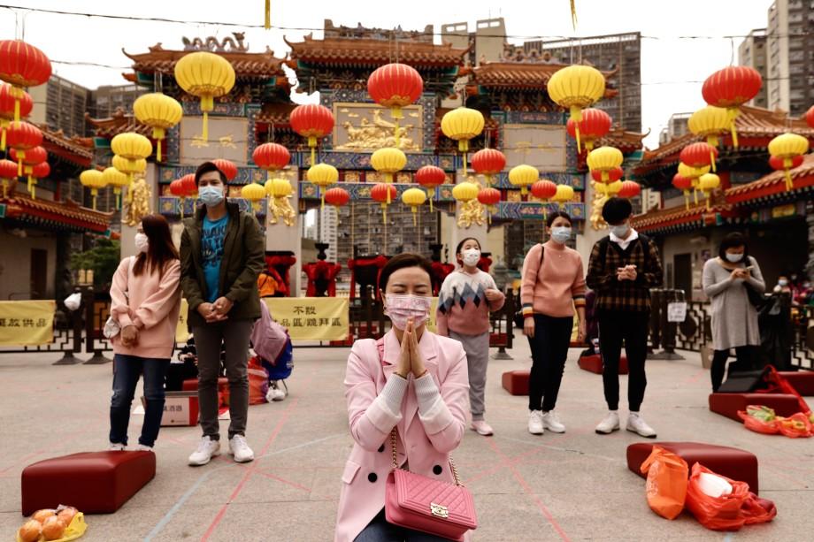 Фестиваль фонарей, жареные пельмени и жена напрокат: как отмечают китайский Новый год