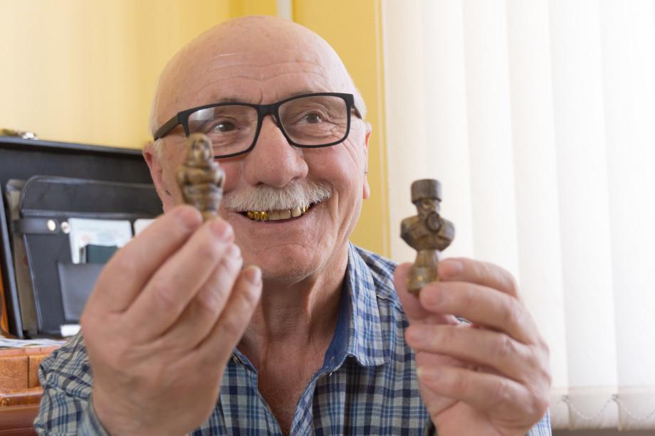 Умная игра: как предки осетин играли в шахматы и шашки