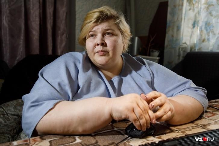 Самая толстая женщина России похудела на 150 килограммов (ФОТО)