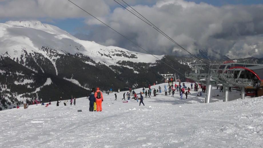 Архыз – самый молодой горнолыжный курорт страны