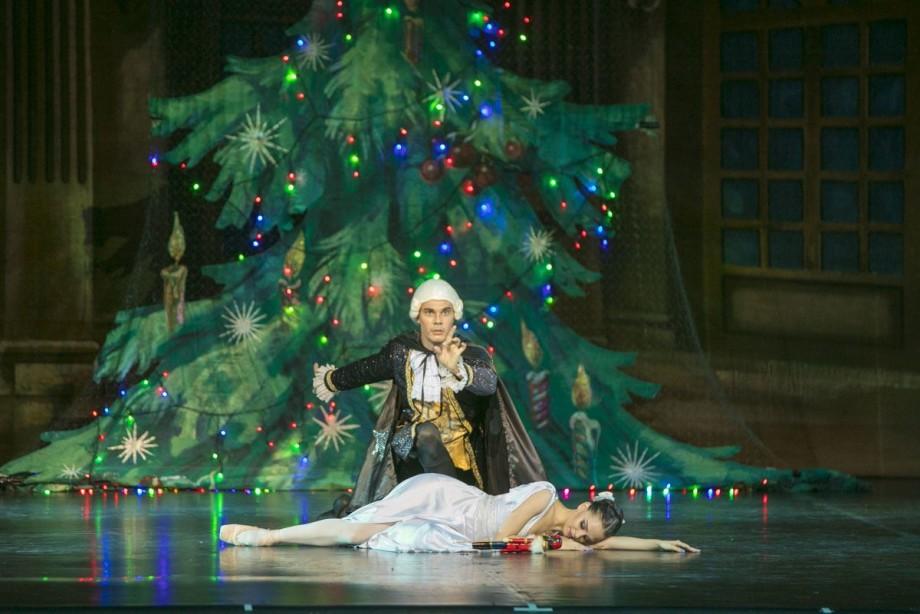 Новогодние чудеса в июле: «Щелкунчик» на XX «Летних балетных сезонах» в РАМТе